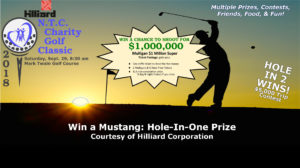 The 2018 Hilliard NTC Charity Golf Classic